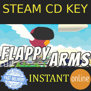 Flappy Arms Steam Key GLOBAL