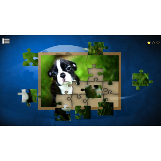 Puppy Dog: Jigsaw Puzzles steam cd key