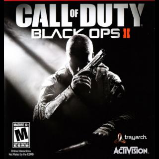 Call of Duty: Black Ops II steam cd key
