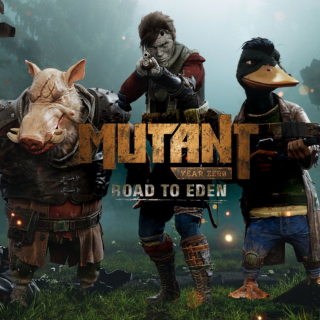 Mutant Year Zero: Road to Eden Steam Key GLOBAL