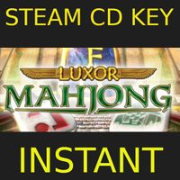 LUXOR: Mah Jong steam cd  key