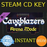 Caveblazers - Arena Mode  Steam Key GLOBAL