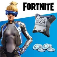Fortnite Neo Versa + 500 V-Bucks PS4 US