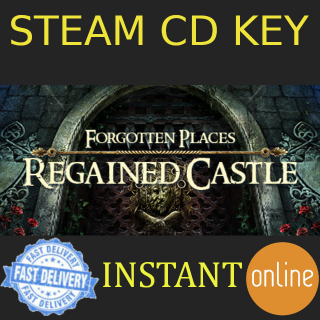 Forgotten Places: Regained Castle Steam Key GLOBAL