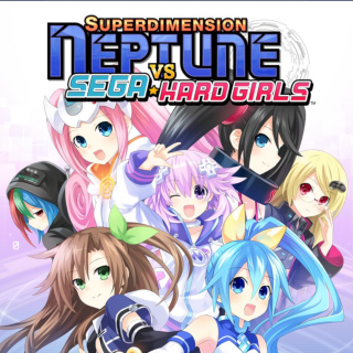 Superdimension Neptune VS Sega Hard Girls Steam Key GLOBAL