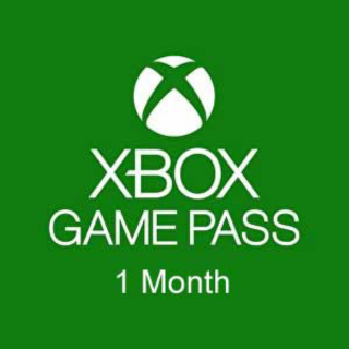 1 Month Xbox Game Pass Xbox One Key GLOBAL