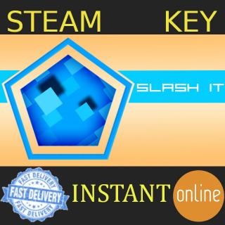Slash It Steam Key GLOBAL