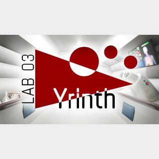 Lab 03 Yrinth steam cd key