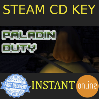 Paladin Duty - Knights and Blades Steam Key GLOBAL