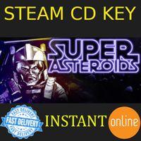 SUPER ASTEROIDS Steam Key GLOBAL