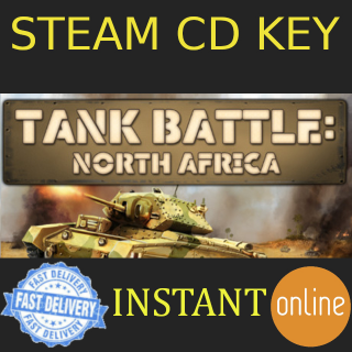 Tank Battle: North Africa Steam Key Global Instant