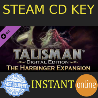 Talisman - The Harbinger Expansion DLC Steam Key GLOBAL