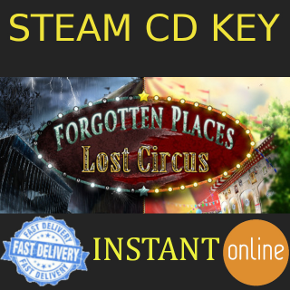 Forgotten Places: Lost Circus Steam Key GLOBAL