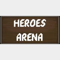 Heroes Arena steam cd key