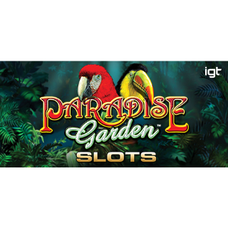 IGT Slots Paradise Garden steam cd key