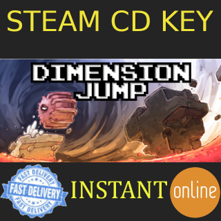 Dimension Jump Steam Key GLOBAL