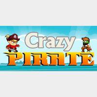 Crazy Pirate steam cd key