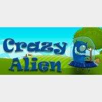 Crazy Alien steam cd key