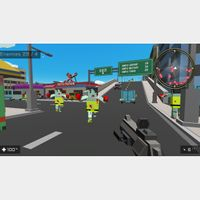 Square Head Zombies 2 - FPS Game steam cd key