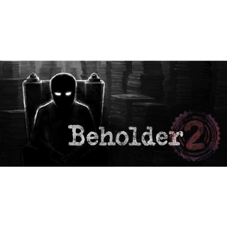 Beholder 2 Steam Key GLOBAL
