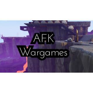 I will build AFK wargames base