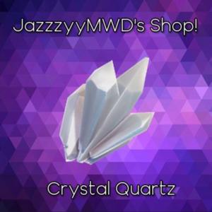 Quartz Crystal | 10000x