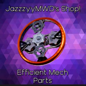 Efficient Mechanical Parts | 50000x