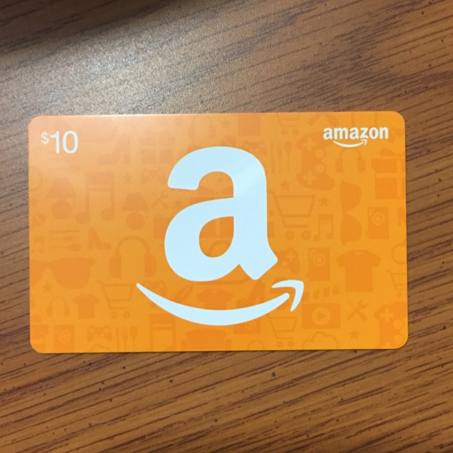 $10 Amazon Gift Card (instant delivery) - Other Gift Cards