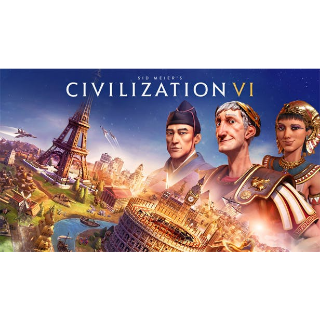 Sid Meier's Civilization VI - Steam Key