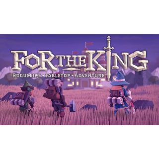 For The King - Steam Key