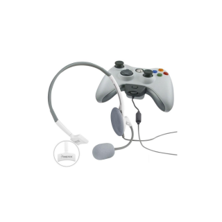 Insten Headset With Mic For Xbox 360/ Xbox 360 Slim Wireless Controller