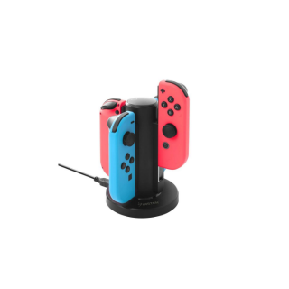 Insten Joy-Con Charge Stand 4 - Charging Dock for Nintendo Switch