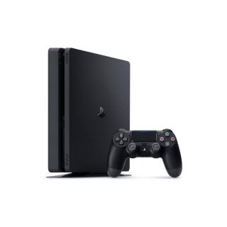 Sony PlayStation 4 Slim 1TB Game Console with DualShock 4 Controller