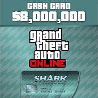 GTA 5 Megalodeon Shark Card