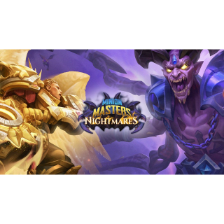 Minion Masters Empyrean Army Booster Pack
