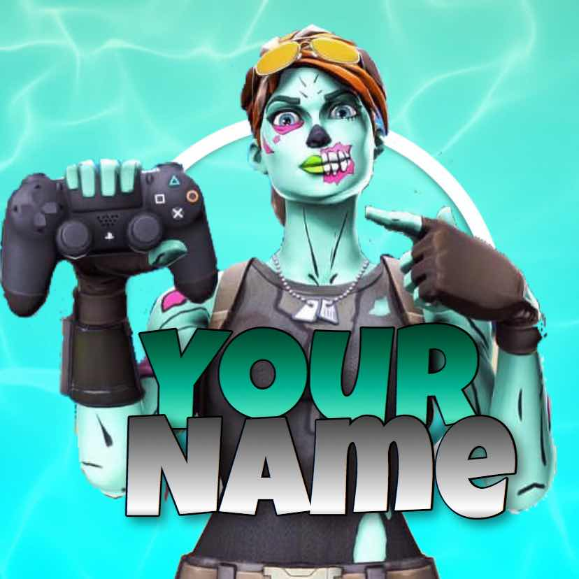 Ghoul Trooper Controller Fortnite Profile Picture Other Accessories Good Gameflip