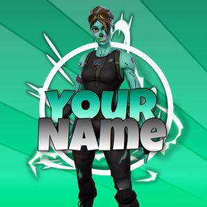 Ghoul Trooper Skin (Fortnite) Profile Picture