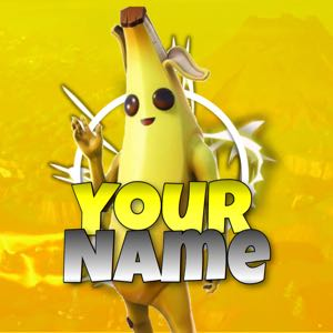 Peely Skin (Fortnite Banana) Profile Picture