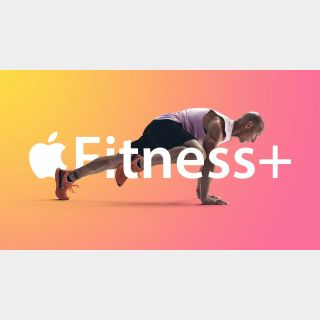 Apple Fitness 3 month subscription MSRP $29.97