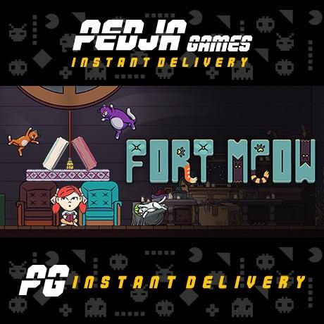 Fort Meow - Steam Games - Gameflip