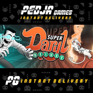 🎮 Super Daryl Deluxe
