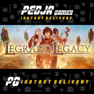 🎮 LEGRAND LEGACY: Tale of the Fatebounds