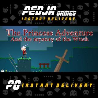 🎮 The Princess Adventure
