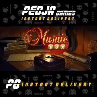🎮 Musaic Box