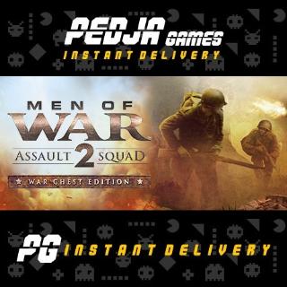 🎮 Men of War: Assault Squad 2 - War Chest Edition
