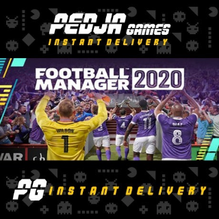 🎮 Football Manager 2020