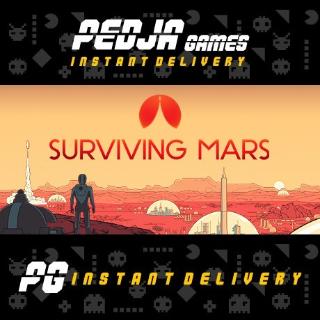 🎮 Surviving Mars