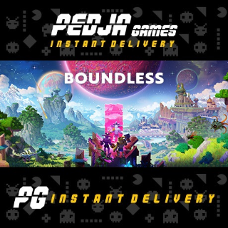 🎮 Boundless