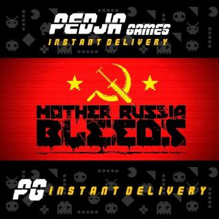 🎮 Mother Russia Bleeds