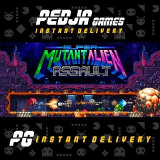 🎮 Super Mutant Alien Assault